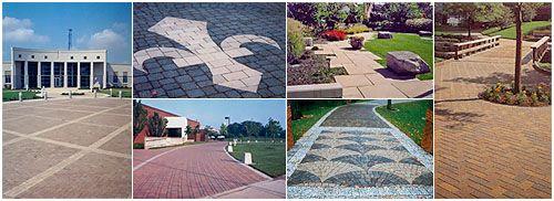 Decorative Brick Pavers decorative paving company - home - ohio paving - brick pavers